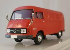 Brekina Starmada Mercedes Benz L 206 D Kasten rot 1:87 H0 13306