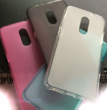 "New Soft TPU Fitted Case Cover For 5.2""  ZTE Blade V7 Plus"
