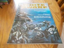 WHITE DWARF #58 THE ROLE-PLAYING GAMES MONTHLY MAGAZINE