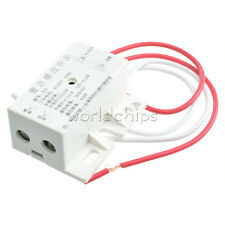 220V Auto Infrared Body Motion Sensor PIR Switch Microwave Radar Sensor New