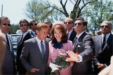 Jackie Kennedy Moments In Time Series- from Negative  RareAndOriginal Photo n111