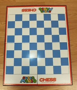 OEM Replacement Game Board Only FOR Super Mario Chess Collector's Edition