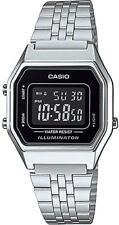 Casio La680wa-1bdf reloj cuarzo para unisex