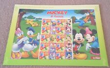 Australian 2003 MUH Mickey and Friends Stamp Sheet Limited Edition