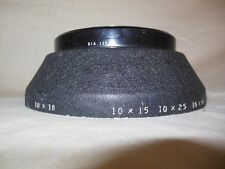 TIFFEN LENS ADAPTER RING ANGENIEUX LENS SHADE FOR 25-250MM ZOOM LENS ARRI