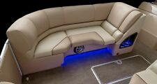 PONTOON Under Seating Group Furniture Lighting Captains Chair etc. 12v DC LED