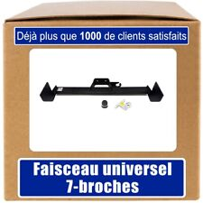 Attelage rigide Mercedes-benz Viano W639 03-10 faisceau 7 broches