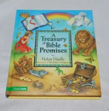 A Treasury of Bible Promises by Helen Haidle #S
