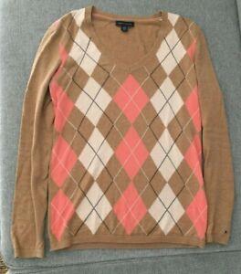 Tommy Hilfiger Sweatshirt Pullover Gr. XS