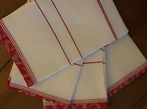 Thomas Ferguson Irish Linen / Cotton Union glass cloth.
