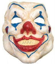 Máscaras y caretas sin marca para disfraces, sobre payasos/circo