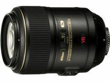 Nikon Af-S VR Micro-Nikkor 105mm f/2.8G IF-ED FX Nano Crystal Coat Macro Lens