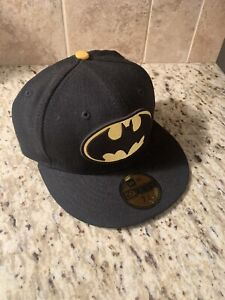 DC Comics Batman Snap Back Hat
