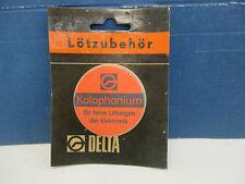 DELTA Kolophonium, 20 g in Dose B9016