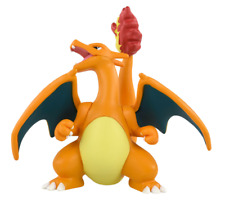 "GENUINE CHARIZARD Pokémon MONCOLLE MS-15 2"" Figure TOMY Japan Original"