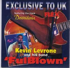 EXCLUSIVE TO UK  | FLEX  | Kevin Levrone and his band | 1 CD