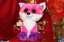 """Ty Beanie Boos Joey The Jumbo Fox.17"""".Claire' S Exclusive.2016.Mwnmt.Nice Gift"""
