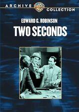 TWO SECONDS - (B&W) (1932 Edward G. Robinson) Region Free DVD - Sealed