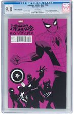 The Amazing Spider-Man #692 (October, 2012 Marvel Comics) CGC 9.8 NM/MT | 2000's