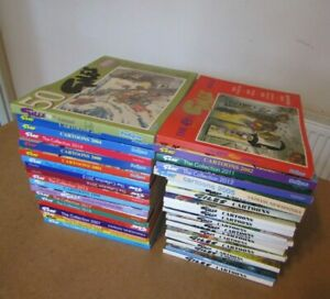 44 x Giles Vintage Cartoon Books and Annuals (Series 13 - 2019)  All Listed
