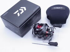2020 Daiwa Steez AIR SV TW 500XXHL Left Handle Baitcasting Reel Excellent W/Box
