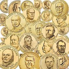 2007 to 2016 Denver Presidential Dollar  38 coins 9  YEARS COMPLETE SET + BONUS