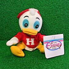 NEW Disney Bean Bag Plush Toy HUEY The Duck Donald's Ducks - MWMT - Ships FREE