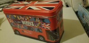 Cadbury Heroes 2012 London Olympics Limited Edition Collector Tin