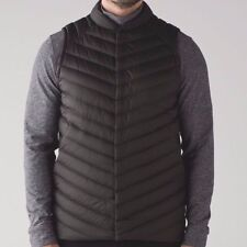 LULULEMON SNAP DOWN VEST XXL ONYX BRAND NEW SOLD OUT
