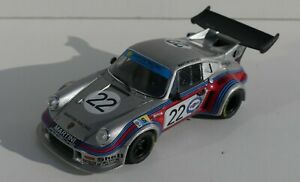 Porsche 911 RSR Turbo – Martini Racing – 24 H. du Mans 1974 – Ebbro 1/43