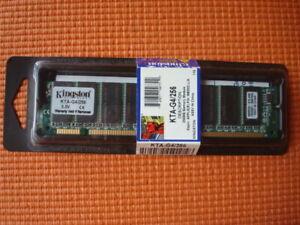 Kingston KTA-G4/256 256MB Memory For Apple  NEW