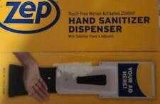 Zep Tfhsu 3 2500pl Touch Free Motion Hand Dispenser 8454 Oz