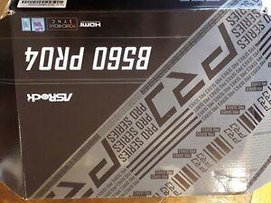 ASRock B560 PRO4 motherboard