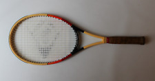 John McEnroe signed autographed match used Tennis Racquet! RARE! Authentic!