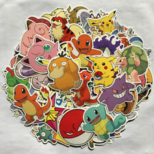 80X Pokemon Graffiti ART Stickers Car Decal Vinyl Skate Snow Board Laptop Guitar