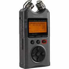 Tascam DR-40 - Portable Digital Recorder (Luminous Gray)