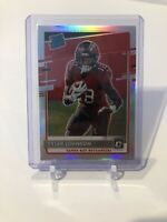 Tyler Johnson 2020 Donruss Optic Preview Rated Rookie SILVER HOLO Prizm! BUCS