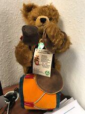 Hermann Teddy Bär Museumbär 2008. 39 cm. Limitiert. Unbespielt.