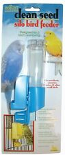 Jw Pet Insight Clean Seed Silo Bird Feeder Color varies free shipping