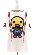 T-17 pato Duck Camera t-shirt Harajuku japón tendencia fashion dulce Kawaii-Story