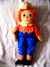 Vintage Raggedy Ann ANDY Rag Doll (27 INCHES)