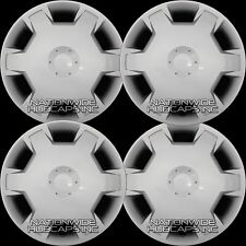 "Set of 4 fits 07-15 NISSAN VERSA CUBE 15"" Wheel Covers Full Rim Hub Caps Snap On"
