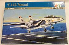 Italeri 1/72 F-14A Tomcat Model Kit # 1156