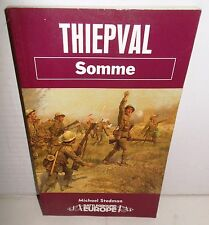 BOOK WW1 The Somme Thiepval by Michael Stedman op '97 Battleground Europe Series
