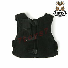 Custom 1/6 Tactical Vest #6 six pouches at backside Modern Force  CSX02F