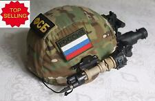 6B47.FULL KIT ORIGINAL HELMET RUSSIAN REAL BULLETPROOF DIGITAL 6b7-1M.6b23.6b27