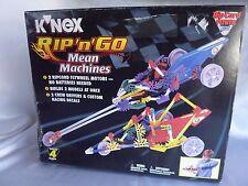 KNEX Rip n Go Mean Machines