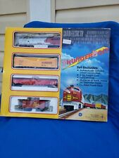 Vintage Mehano Master Thunderbolt Express SANTA PE stock no.T320