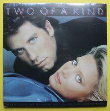 John Travolta Olivia Newton-John Sealed OST LP 1983