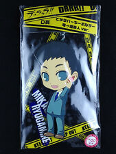 Durarara!! DRRR Rubber Key Holder Ring Chain Ani-Kuji Mikado Ryugamine New